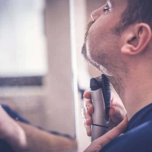 trimmers for clean-shave